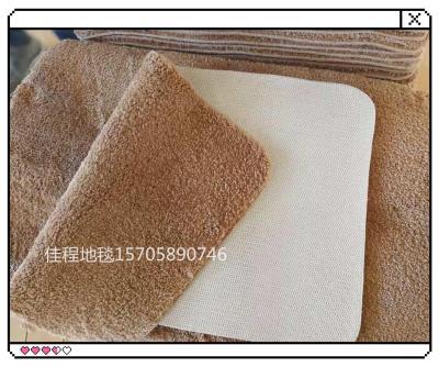 TPR bottom velvet mat absorbent non-slip foot mat indoor mat non-slip door mat Velvet door mat Velvet floor mat