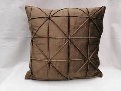 MI Grid Pillow Pillowcase Cushion Cushion Cover Sofa Backrest Automotive Waist Cushion
