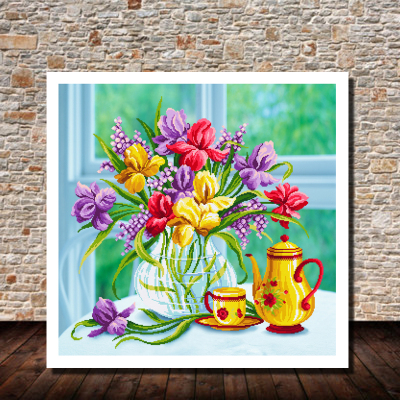 Popular decoration painting wall diy full diamond painting Cross Stitch Embroidery
