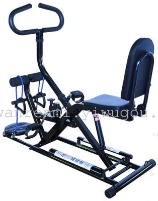 Electric riding machines for household use belly invigorating ride swing weight training fitness KX903