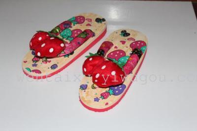 Fruit strawberry flops factory direct wholesale and retail