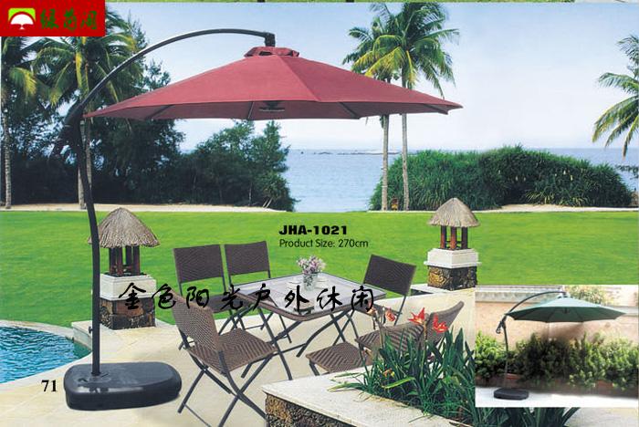 Supply Outdoor Umbrella Stand Sideways