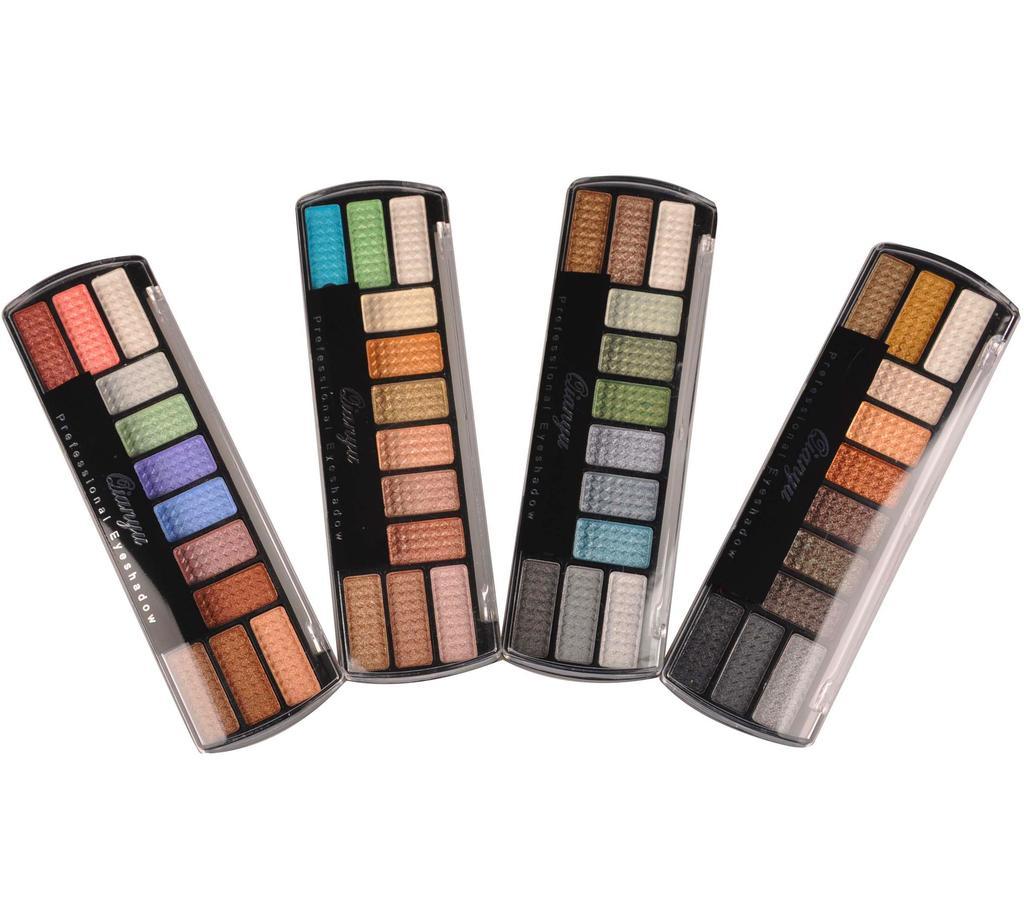 Supply Makeup wholesale qianyu MEIS 12 color eyeshadow eye shadow 4
