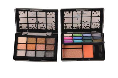 Meis15 color cosmetics 4 series eye shadow makeup wholesale processing pearl shine series