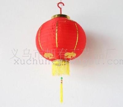 14-inch flat-panel light lanterns and white gourd lamp