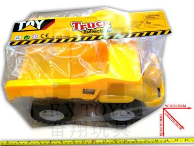 The new super for inertial engineering vehicle toy inertial toy