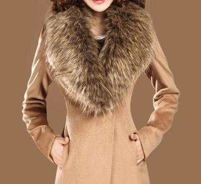 The latest Korean Autumn winter women's imitation fur collar false collar bib women's shawl hair collar