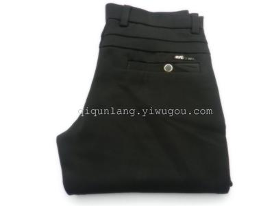Winter men casual pants