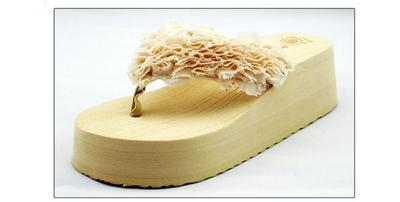 Ladies slippers pinches flip-flops casual sandals