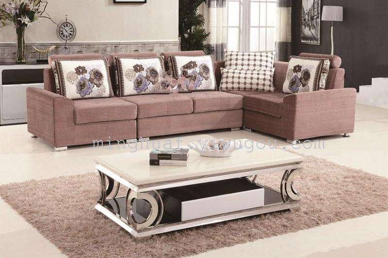 Supply High-end leisure fabric sofa furniture factory outlet-