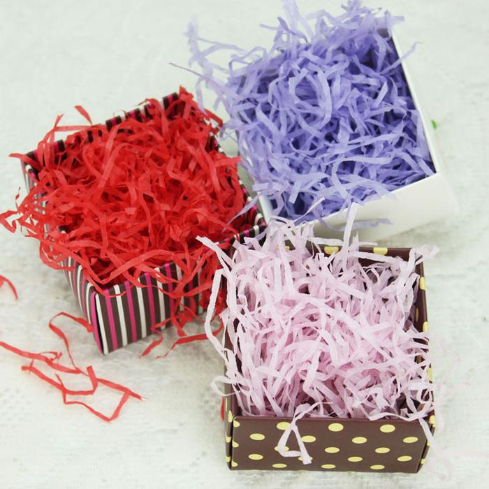 Well-liked Supply Grass Shredder shredded colored paper candy filled Lafite  NJ99
