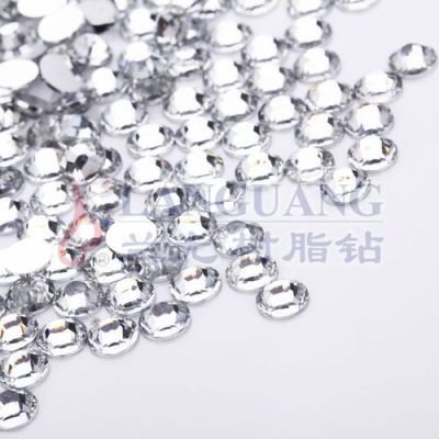 Blue light resin diamond 3mm white factory outlet welcome to order