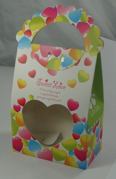 Supply Manufacturers supply wedding candy boxes, love window