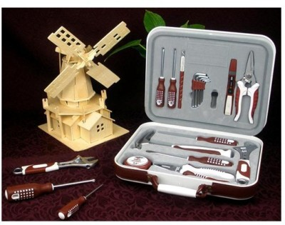 Luxury gift (Bo AO) NO:1018 Kit tools tool set Kit set factory direct