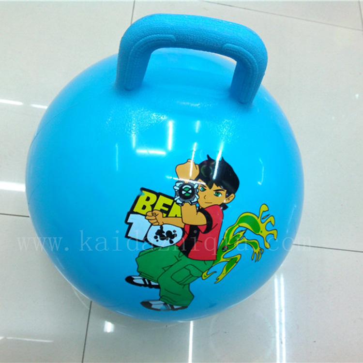Supply Handles The Ball Pvc Ball Ball Inflatable Balls Fitness Balls Toy Balls Jump Balls Yoga Balls
