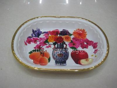 Plastic fruit tray Plastic tray transparent candy tray