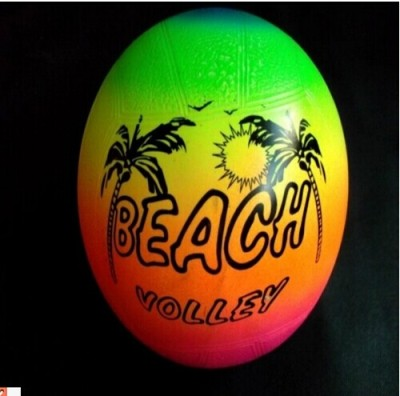 Inflatable ball beach racket ball toy ball children's toy ball