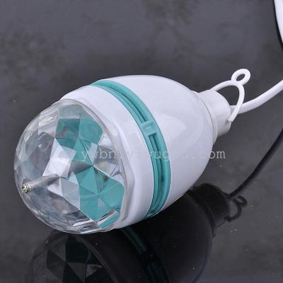 Magic ball hanging bulbs LED bulbs bar wedding party laser light stage lighting laser lamp
