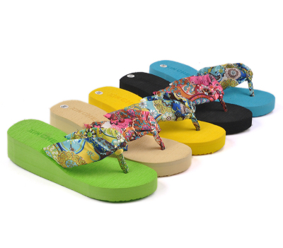 Pinch the summer Lady slippers flip flops Beach thongs