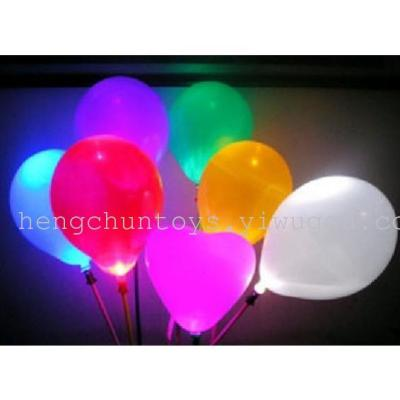 Glowing balloons colorful balloons wedding supplies led balloon glow balloon glow glow toy party