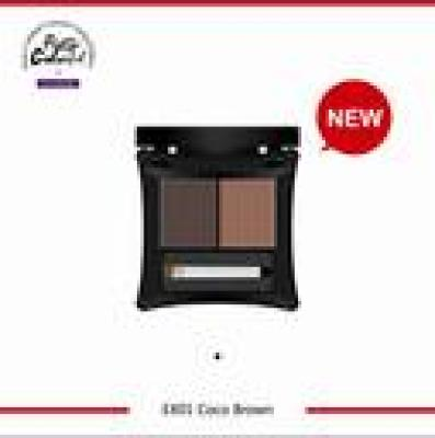 MEIS  3D double-effect eyebrow powder, durable perspiration, makeup wholesale