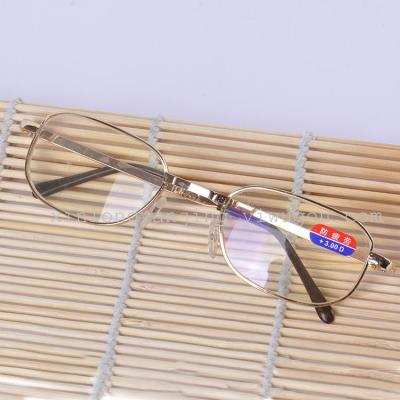Factory direct folding anti fatigue glasses for men and women