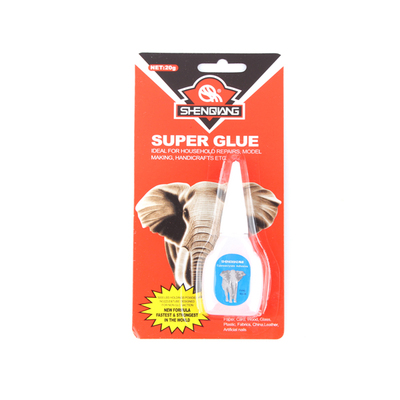 Shen Qiang 10G/pc strong glue Super Glue 502 glue adhesive factory outlet