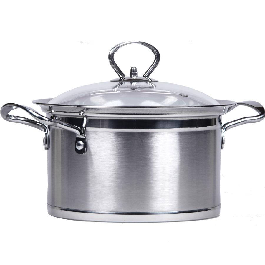 Pans High Stockpot Korean Soup Pot