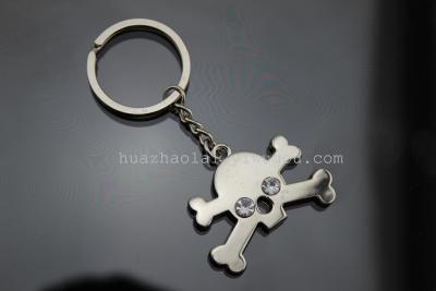 The explosion of Metal Keychain Key Ring Pendant animal factory direct