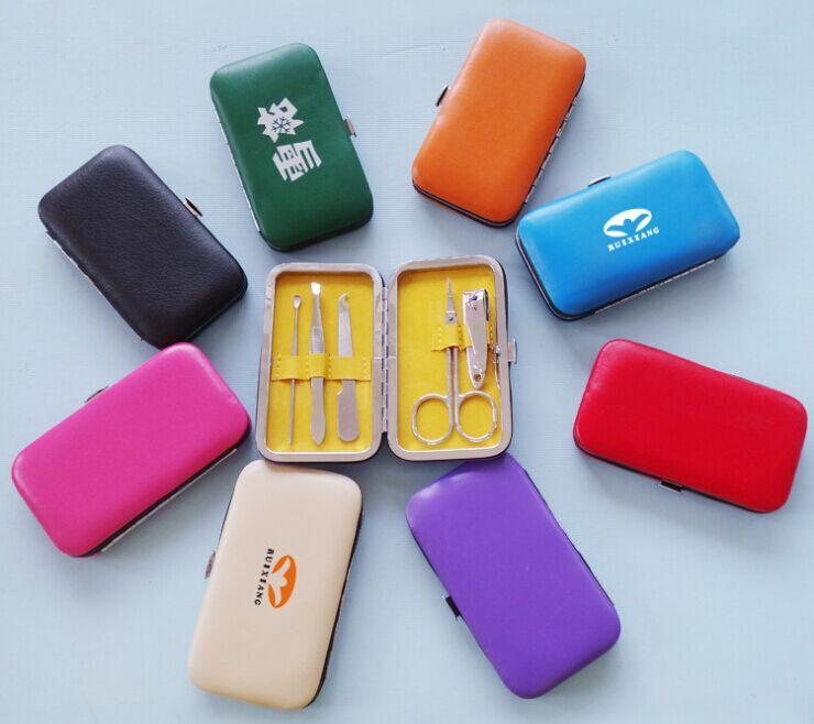 Supply Wholesale nail Clipper Kit grooming gift set 5 ...
