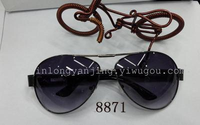 Factory direct supply fashion explosion Metrosexual beautiful decorative Sunglasses