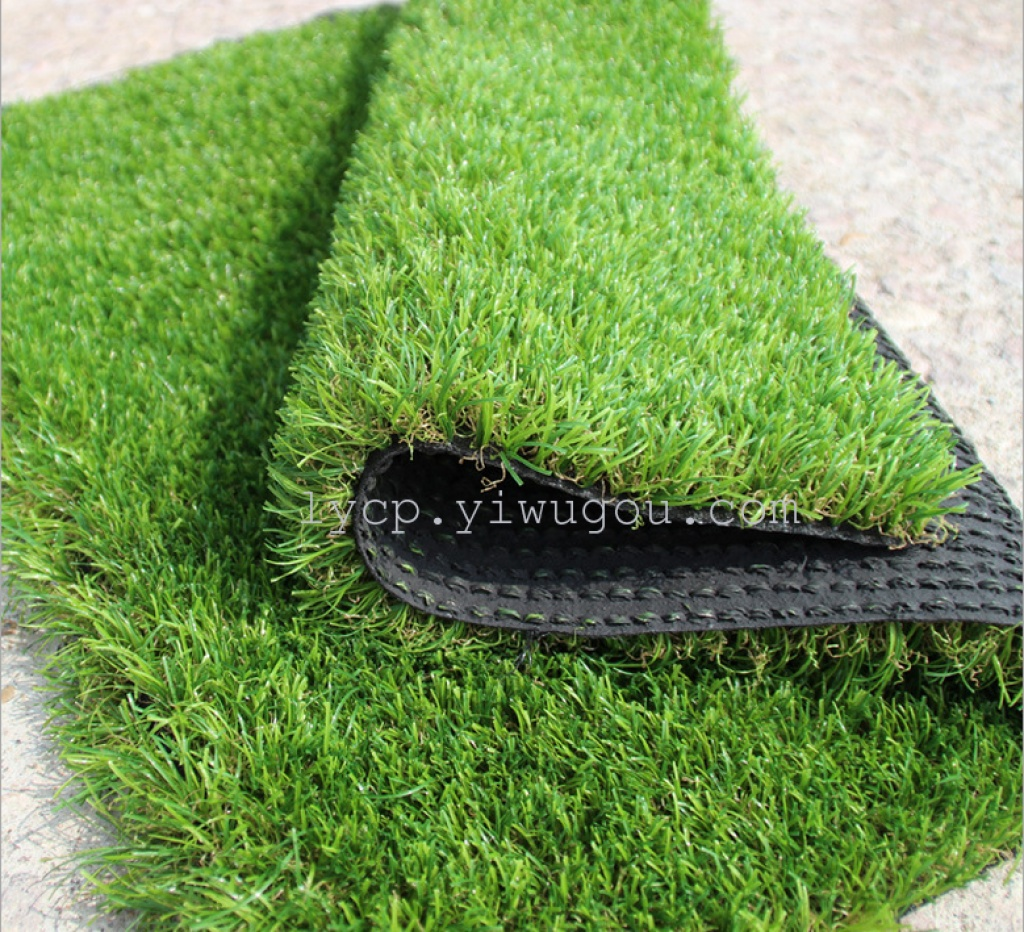 Latest Special Offer Artificial Turf Gr Carpet Simulation Football Lawn Decoration Mats