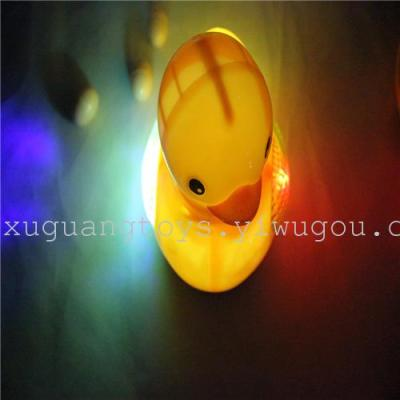 Top-selling children's toys Electric yellow duck eggs toys music universal Electric yellow ducks wholesale