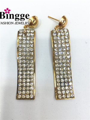Non-States best selling metal earrings women's fashion earrings jewelry