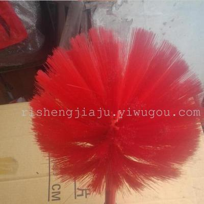 Flexible spherical roof ceiling cobwebs cleaned with dusting brush long handle brushes RS-3314