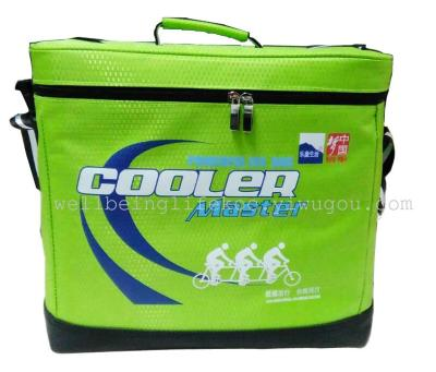 15L Le Kang life leakage leakage of leakage of Chinese dream insulation bag / picnic lunch bag / ice bag