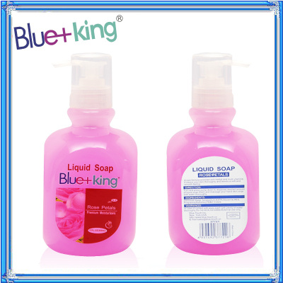 Pearlescent liquid soap flowers fragrant hand Sanitizer manufacturers selling cleaning supplies
