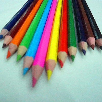 Lead-high mahogany colored pencils painting color 12 color spot wholesale