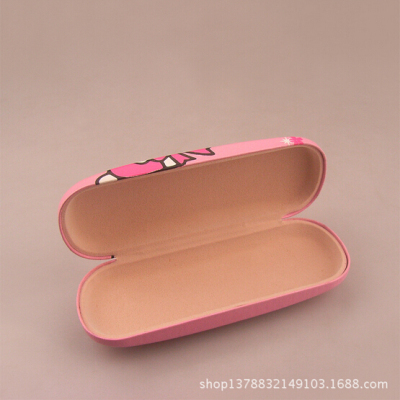 Cute Glasses Case/Hello Kitty Glasses Case Cartoon Glasses Case