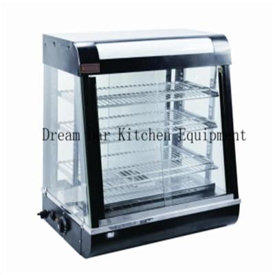 Supply Factory direct arc heating cabinet display cabinet