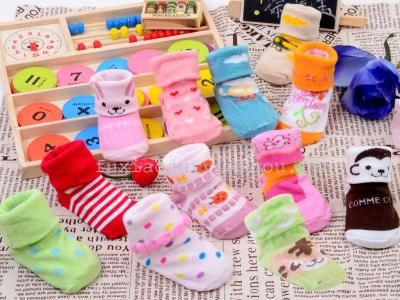 Baby baby socks cotton cotton socks children socks floor socks baby