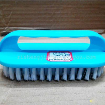 Multipurpose washing brush oblong easy grip cleaning brush brush RS-3351