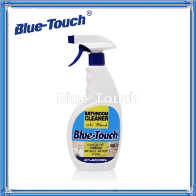 Bathroom cleaning agent for cleaning ceramic tile