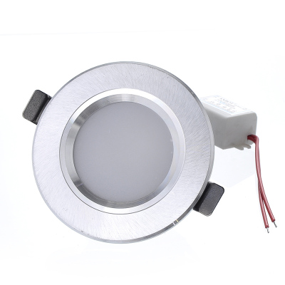LED spotlights sitting room ceiling background wall light bull eye light