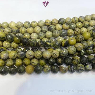 Accessories DIY natural stone crafts Huang Songshi bead jewelry