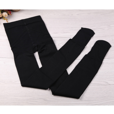 Spring and fall style pressure shaping leggings Korea fat burning stovepipe socks stovepipe pants