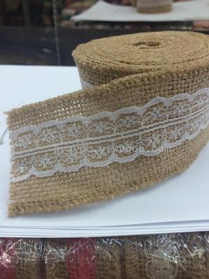 Manufacturers selling lace linen Linen Wedding craft accessories