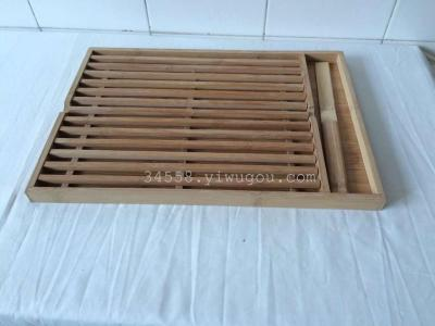 Multifunctional bread shelf bamboo (variety selection)