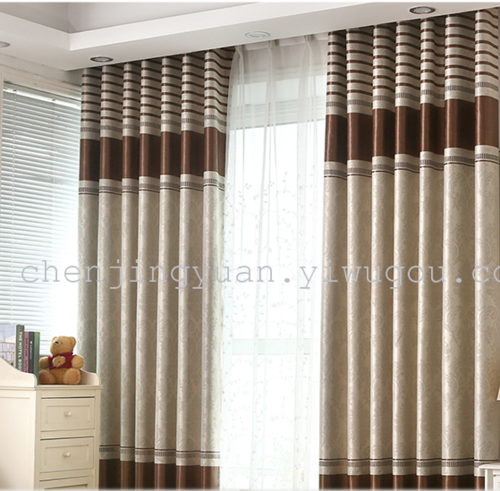 Supply High Grade Living Room Curtains Finished Landing The
