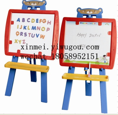 Sketchpad children WordPad erasable belt magnetic whiteboard blackboard plastic environmental protection